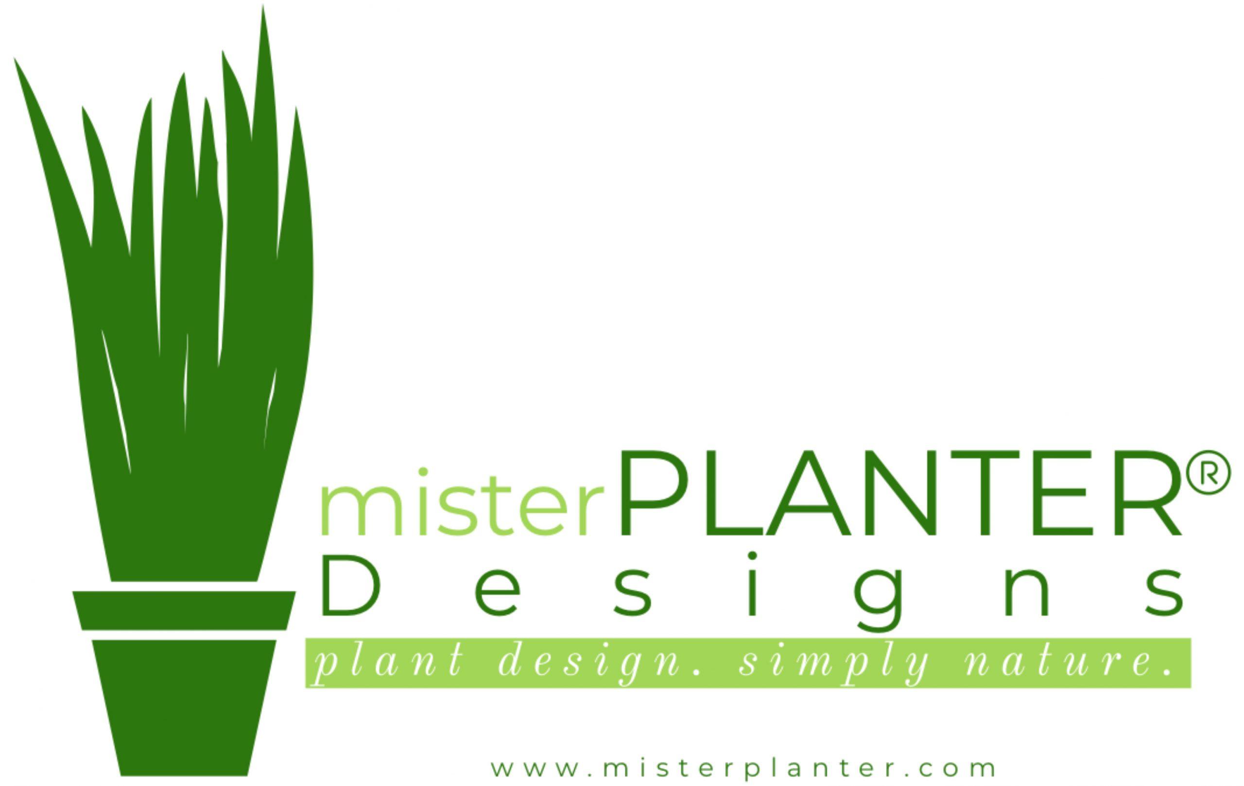 misterPLANTER Designs®